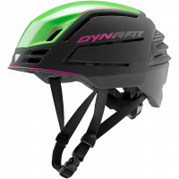 kask skitourowy dynafit DNA black green