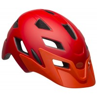 Kask Dziecięcy Bell Sidetrack Gnarly (Matte Red Orange)