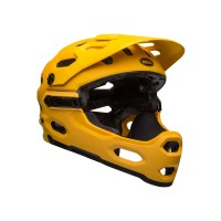 Kask Bell Super 3R MIPS (Matte Yellow Coal)