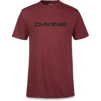 T-shirt męski Dakine Da Rail Tech (Burgundy)