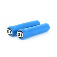 Gripy Rowerowe Octane One Silicone (Blue)