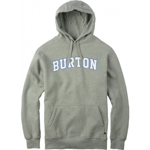 Bluza męska Burton College Pullover Hoodie (gray heather)