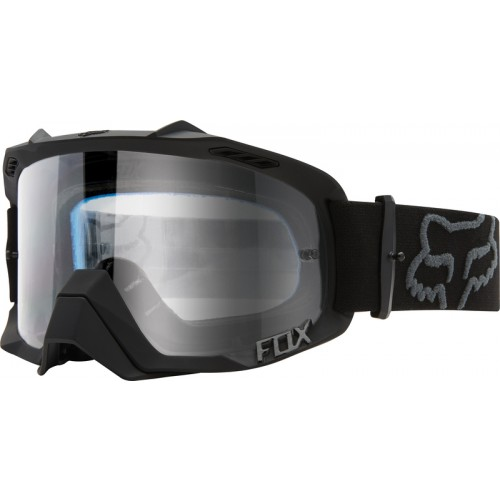 Gogle Rowerowe Fox Air Defence Race (Black) (Szyba: Clear)