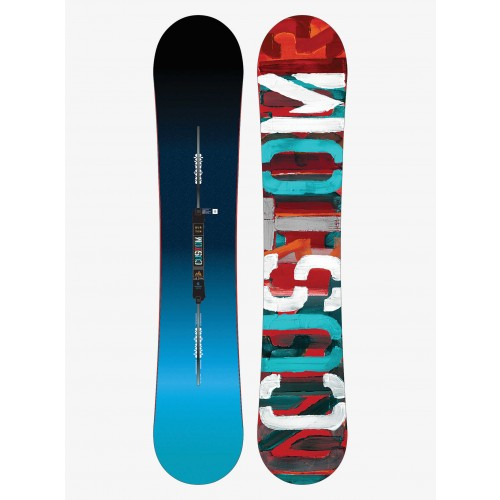 Deska Snowboardowa Męska Burton Custom Flying V 158 Wide