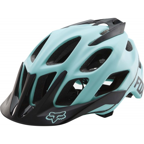Kask Rowerowy Fox Lady Flux (Ice Blue)