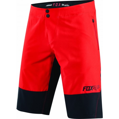 Spodenki Fox Altitude (Red/Black)