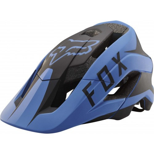 Kask Rowerowy Fox Metah Flow (Blue/Black)