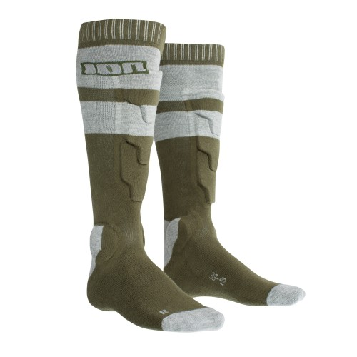 skarpetki rowerowe ion protection bd-socks 2,0 woodland