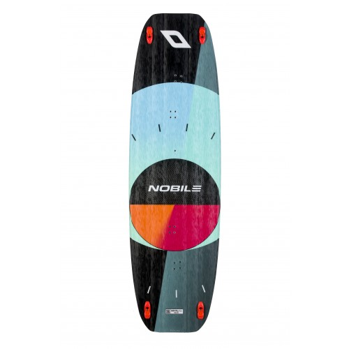 DESKA KITEBOARD NOBILE 50/FIFTY 138x39,5 2017