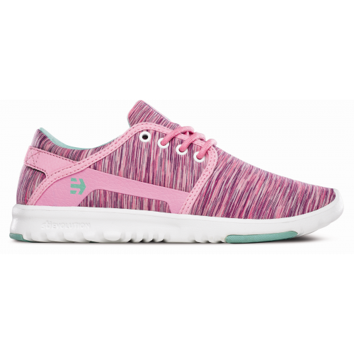 Etnies Scout (Pink/White)