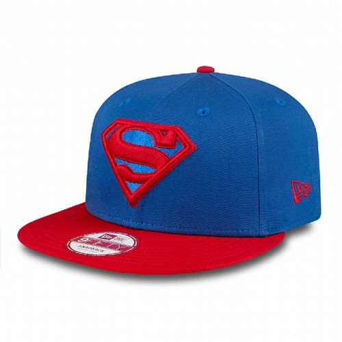 New Era Basic Superman 9FIFTY Snapback