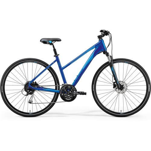 Rower Merida Crossway 100 Lady Matt Blue (2018)