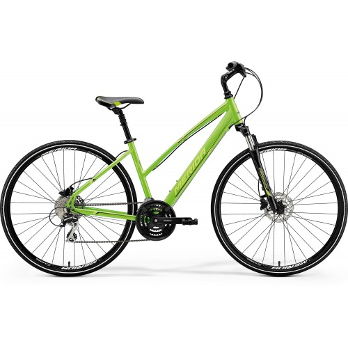 Rower Merida Crossway 20-D Lady Green M (2018)