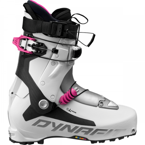 Buty Skiturowe Damskie Dynafit TLT7 Expedition CR (White / Fuxia)