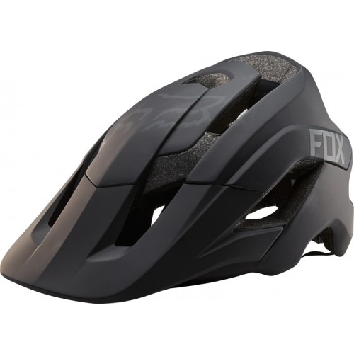 Kask Rowerowy Fox Metah Solids (Black Matt)