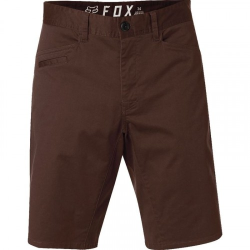 Spodenki Męskie Fox Stretch Chino (Merlot Red)