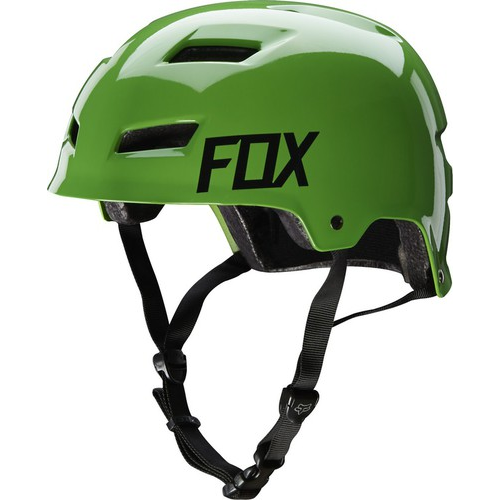 Kask Rowerowy Fox Transition Hardshell (Green)