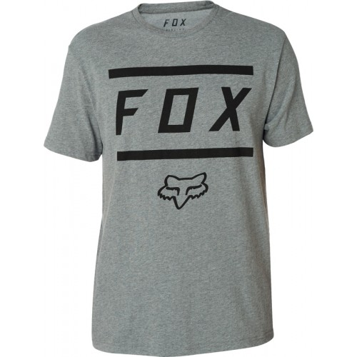 Koszulka Męska Fox Listless Airline (Heather Dark Grey)