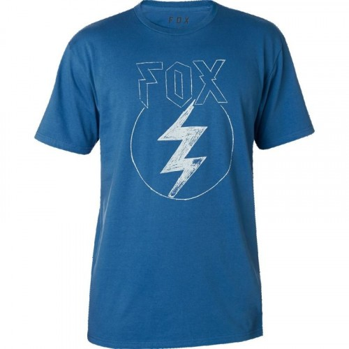 Koszulka Męska Fox Repented Tech (Heather Blue)