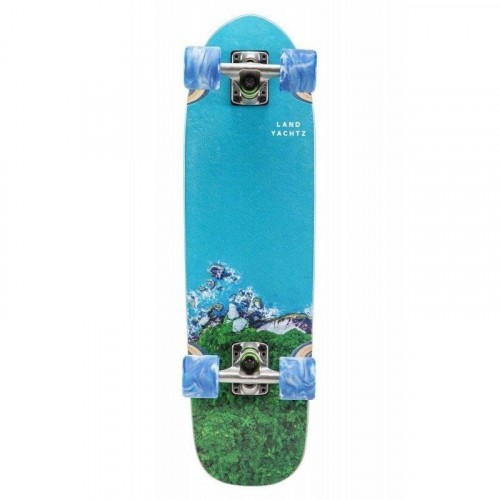 longboard landyachtz dinghy honey island