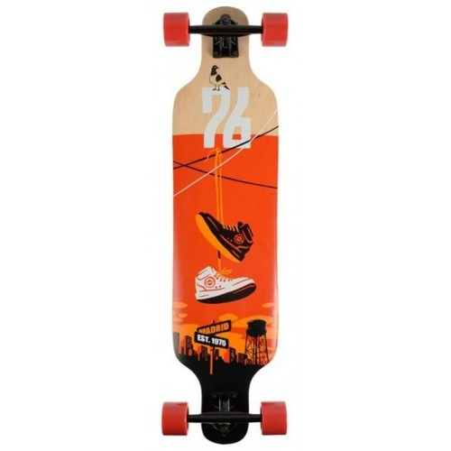 longboard madrit top trans shoes