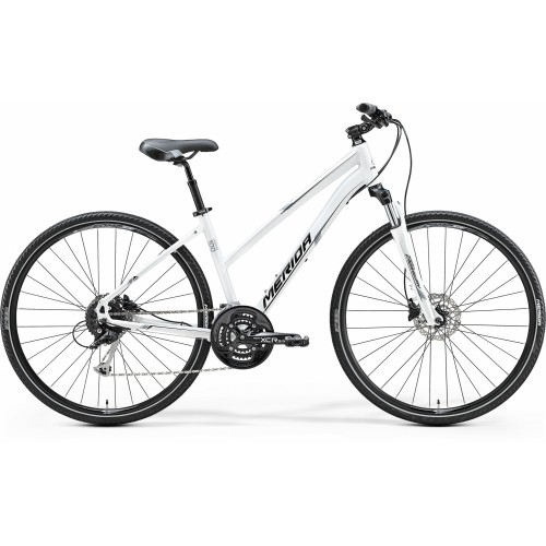 Rower Merida Crossway 100 Lady 46cm (Pearl White)