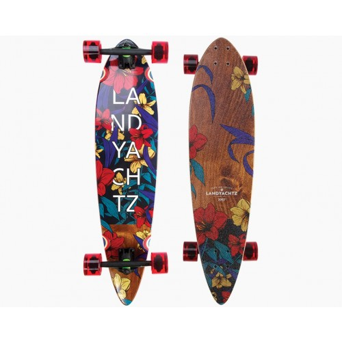 Longboard Landyachtz Maple Chief Floral