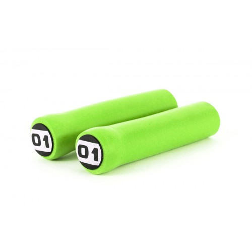 Gripy Rowerowe Octane One Silicone (Green)