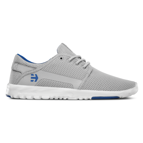 Buty Etnies Scout (Grey/White/Royal)