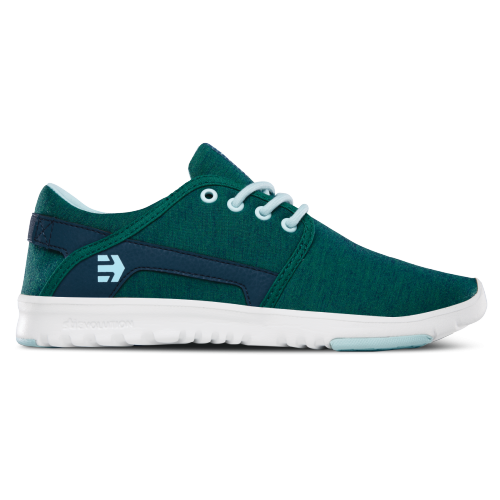 Buty Damskie Etnies Scout (Green/Heather)