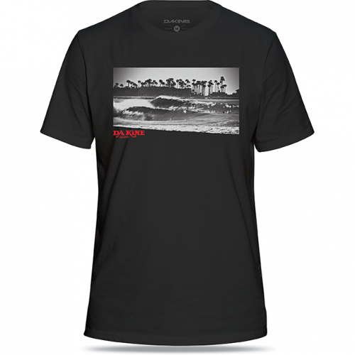 T-shirt Dakine Offshore (Black)