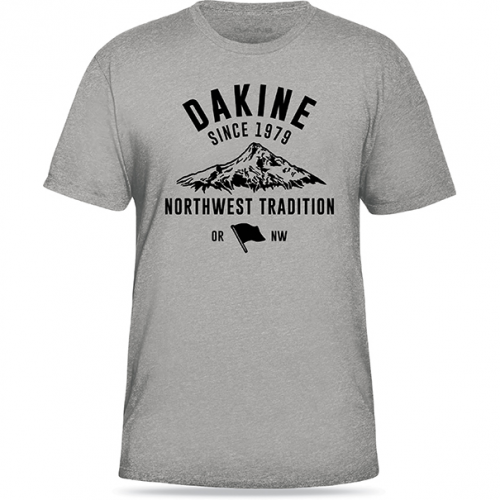 T-shirt Dakine Tradition (Heather Grey)